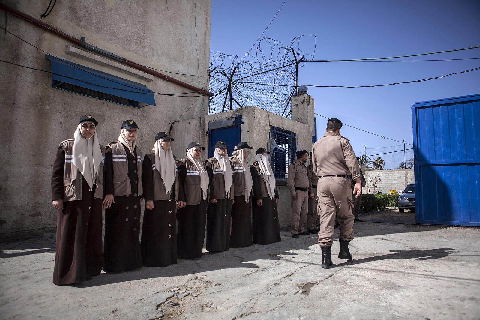 Prisión de mujeres de Hamas